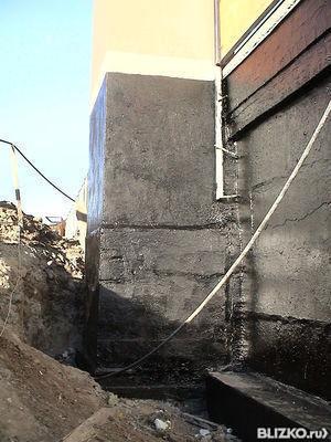 Обмазочная гидроизоляция для металла наливные полы в тюмени