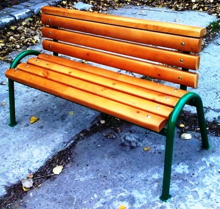 Изготовление скамеек своими руками