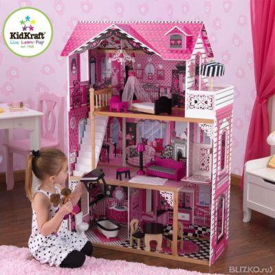 Как сделать куклам дом