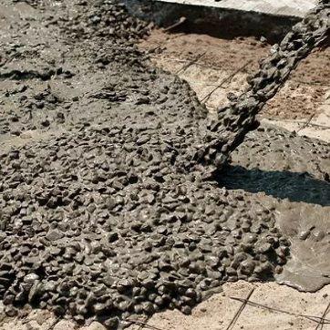 Бетон 15 см потеря бетона