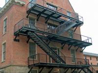 Пожарные лестницы под ключ, цена за кг