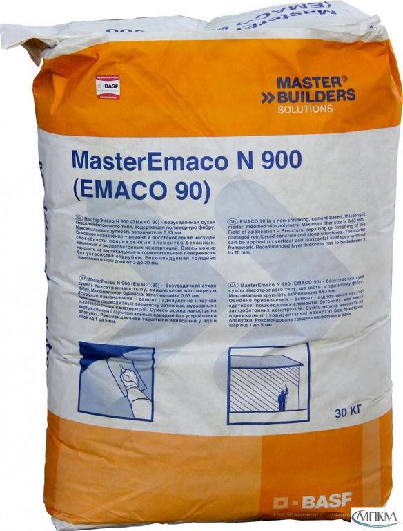 Ремонтная бетонная смесь emaco наибольшая крупность заполнителя для бетонной смеси