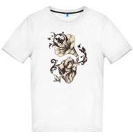 Крутые футболки с принтом животных