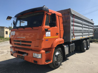 Зерновоз Камаз 65115-50 (кузов 30 м3.)