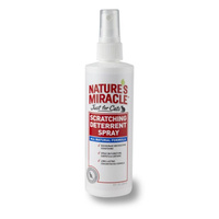 8 in1 Natures Miracle No Scratch отпугивающий спрей против царапанья 236 мл
