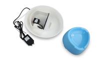 """Автопоилка-фонтан для животных Feed-Ex """"Lotus"""", цвет: голубой, 1,5 л"""